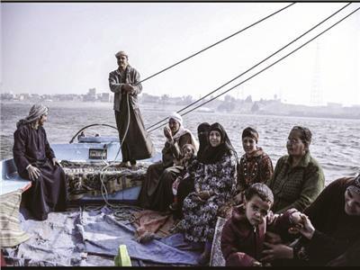 عائلة بثينة وجابر تشدو على صفحة النيل
