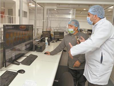 تعامل تكنولوجى دقيق لضمان جودة الحاصلات الزراعية
