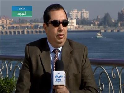عماد جمال، مدير مشروع محطة كهرباء الوليدية بأسيوط