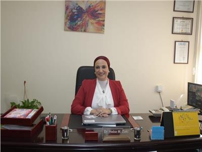 الدكتورة هبة مدحت زكي