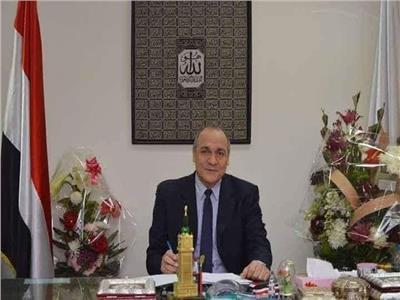 محمد عطية مدير مديرية التربية والتعليم بمحافظة القاهرة