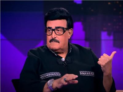 الفنان الكوميديان سمير غانم