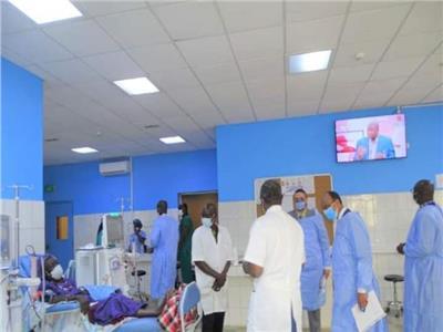 مصر تدعم بوركينا فاسو في المجالات الصحية