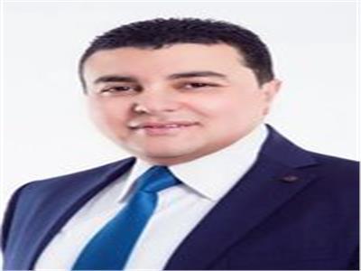 شادي الكومي نائب رئيس شعبة العطارة بغرفة القاهرة التجارية