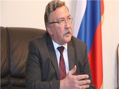 مندوب روسيا الدائم لدى الوكالة الدولية للطاقة الذرية، ميخائيل أوليانوف