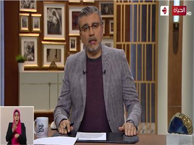 الإعلامي عمرو الليثى