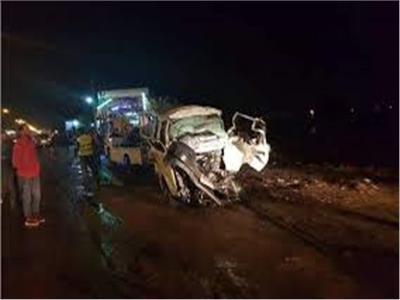 حادث الصحراوي الشرقي