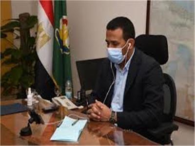 الدكتور محمد عماد، نائب محافظ الفيوم