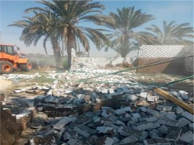 حملة مكبرة بمدينة القرنة