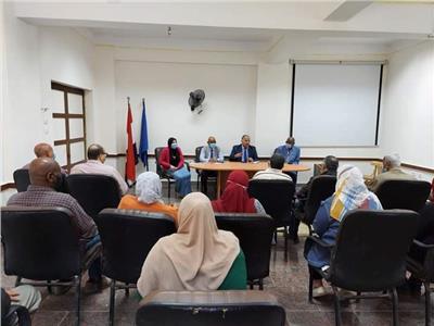 وزارة التربية والتعليم بمحافظة أسوان
