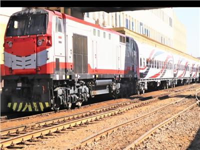 حركة القطارات - صورة أرشيفية