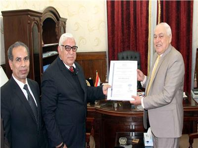 «استئناف القاهرة» تحصل على شهادة الأيزو