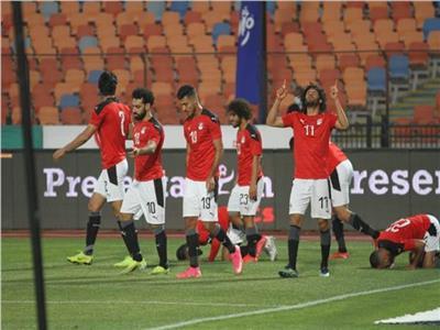 لاعبي منتخب مصر