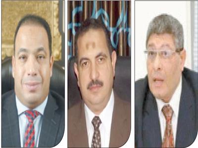 باسم حلقه /  خالد الشافعى /  د. عبد المنعم السيد