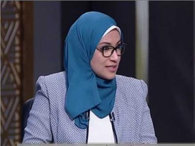 الدكتورة نهى عاصم مستشار وزيرة الصحة الأبحاث