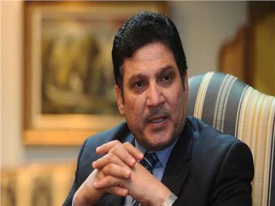 الدكتور حسام المغازي وزير الري السابق