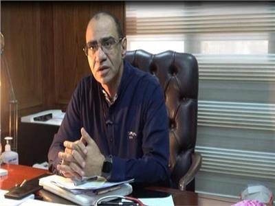 د.حسام حسني رئيس اللجنة العلمية لمكافحة فيروس كورونا