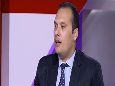 محمد القرش  المتحدث الرسمي باسم وزارة الزراعة