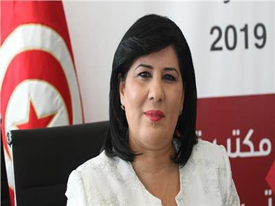 النائبة عبير موسي رئيسة الحزب الدستوري الحر التونسي