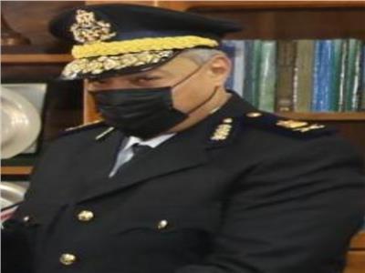 اللواء أحمد فاروق مدير أمن المنوفية