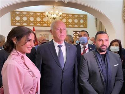 النجمة التونسية درة