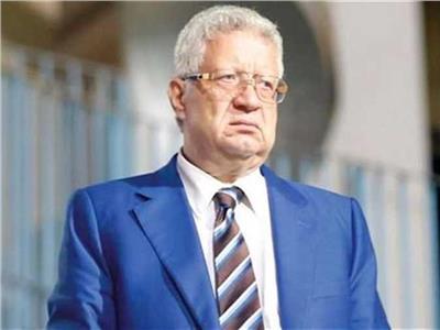 المستشار مرتضى منصور، رئيس نادي الزمالك السابق