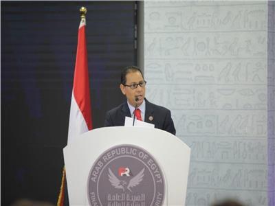 الدكتور محمد عمران رئيس الهيئة العامة للرقابة المالية