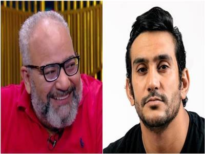 محمد حضري وبيومي فؤاد
