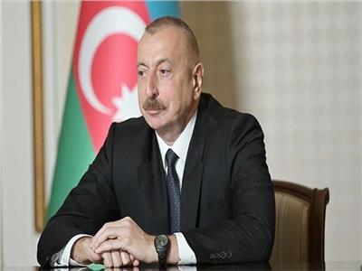 الرئيس الأذربيجاني