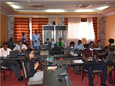 ممثلوالمجتمع المدني الأفريقي يصدرون وثيقة تطالب بتأجيل ملء سد النهض