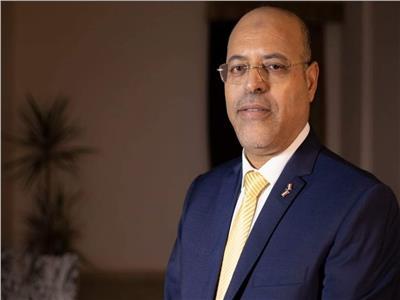 محمد جبران نائب رئيس الإتحاد العام لنقابات عمال مصر