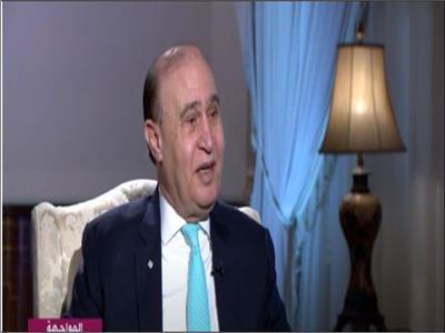 الفريق مهاب مميش، مستشار رئيس الجمهورية لمشروعات محور قناة السويس والموانئ البحرية