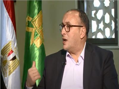 الدكتور مجدي صابر رئيس دار الأوبرا المصرية