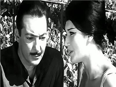 رشدي أباظة ونجوى فؤاد - أرشيفية