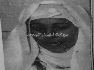 «سمنة» المتهمة بالتحريض على قتل زوجها - أرشيف أخبار اليوم
