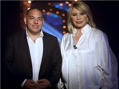 أحمد بلال وإيناس الدغيدي
