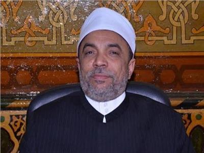 الدكتور جابر طايع رئيس القطاع الديني بوزارة الأوقاف