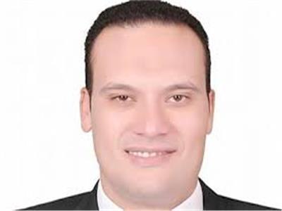محمد القرش، المتحدث باسم وزارة الزراعة
