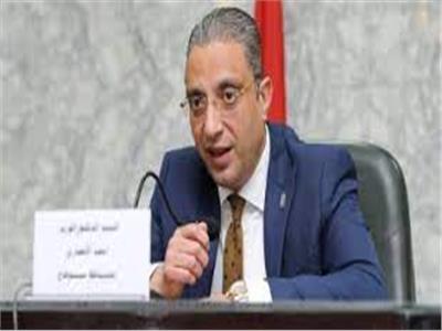الدكتور أحمد الأنصاري، محافظ الفيوم
