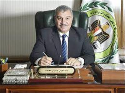 المهندس إسماعيل جابر، رئيس الهيئة العامة للرقابة على الصادرات والواردات