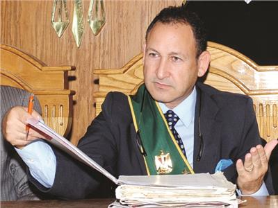 المستشار د.محمد عبد الوهاب خفاجي
