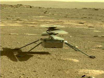 رحلة جوية على المريخ