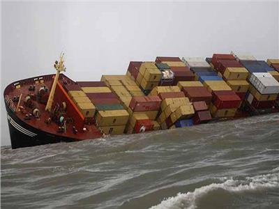 غرق سفينة - صورة أرشيفية