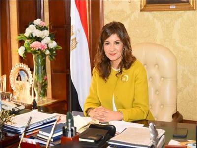 السفيرة نبيلة مكرموزيرة الدولة للهجرةوشئون المصريين