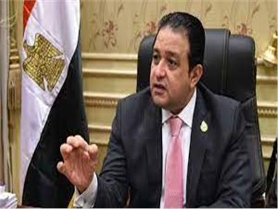 علاء عابد، رئيس لجنة النقل والمواصلاتبمجلس النواب