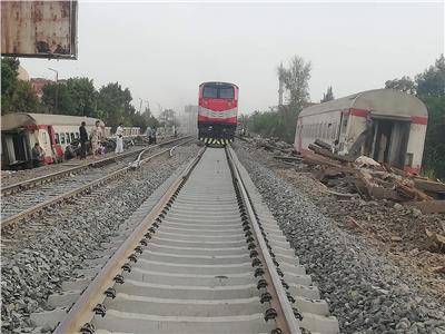 انتظام حركة القطارات