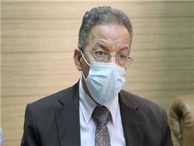 أمين عام نقابة الأطباء د.أسامة عبد الحي