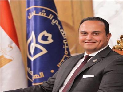 رئيس مجلس إدارة الهيئة العامة للرعاية الصحية د.أحمد السبكي