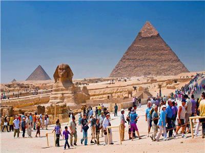 صورة موضوعية للسياحة في مصر