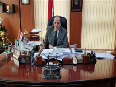 المهندس محمد عسل رئيس شركة شمال الدلتا لتوزيع الكهرباء